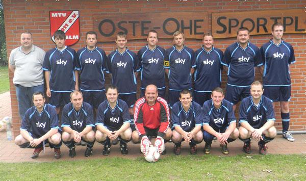 Mannschaftsfoto der saison 2011 2012